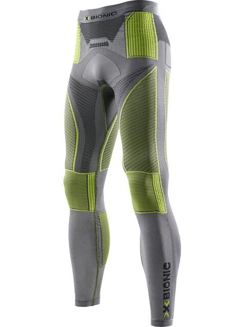 X-Bionic Radiactor EVO UW Long Pants Men Iron/Yellow